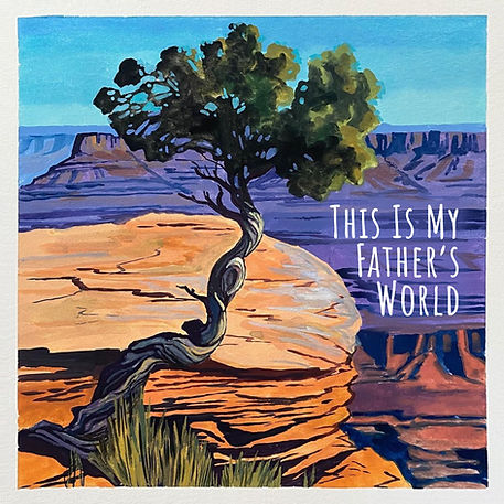 Mark Bond-This Is My Father's World Cove