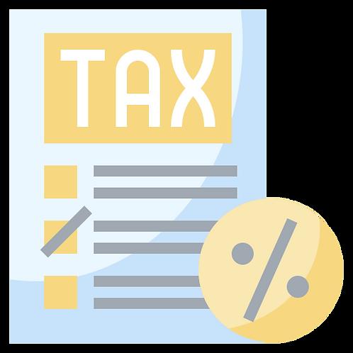 2020 Tax Estimator