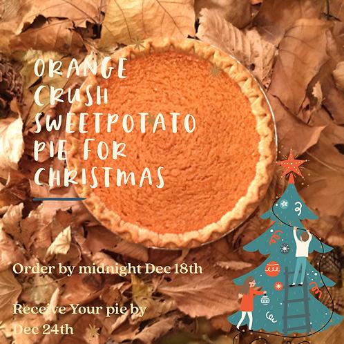 Christmas Pie ( Orange Crush )