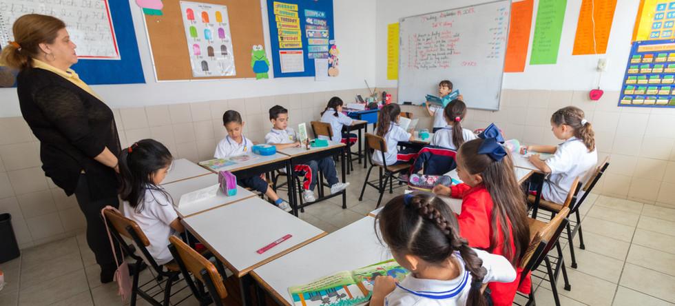 Colegio Bilingue - Clase Primaria