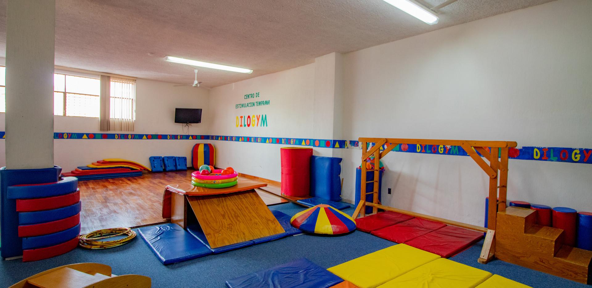 Colegio Bilingue - Gym Preescolar
