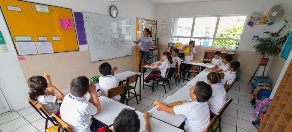 Colegio Bilingue - Clases personalizadas