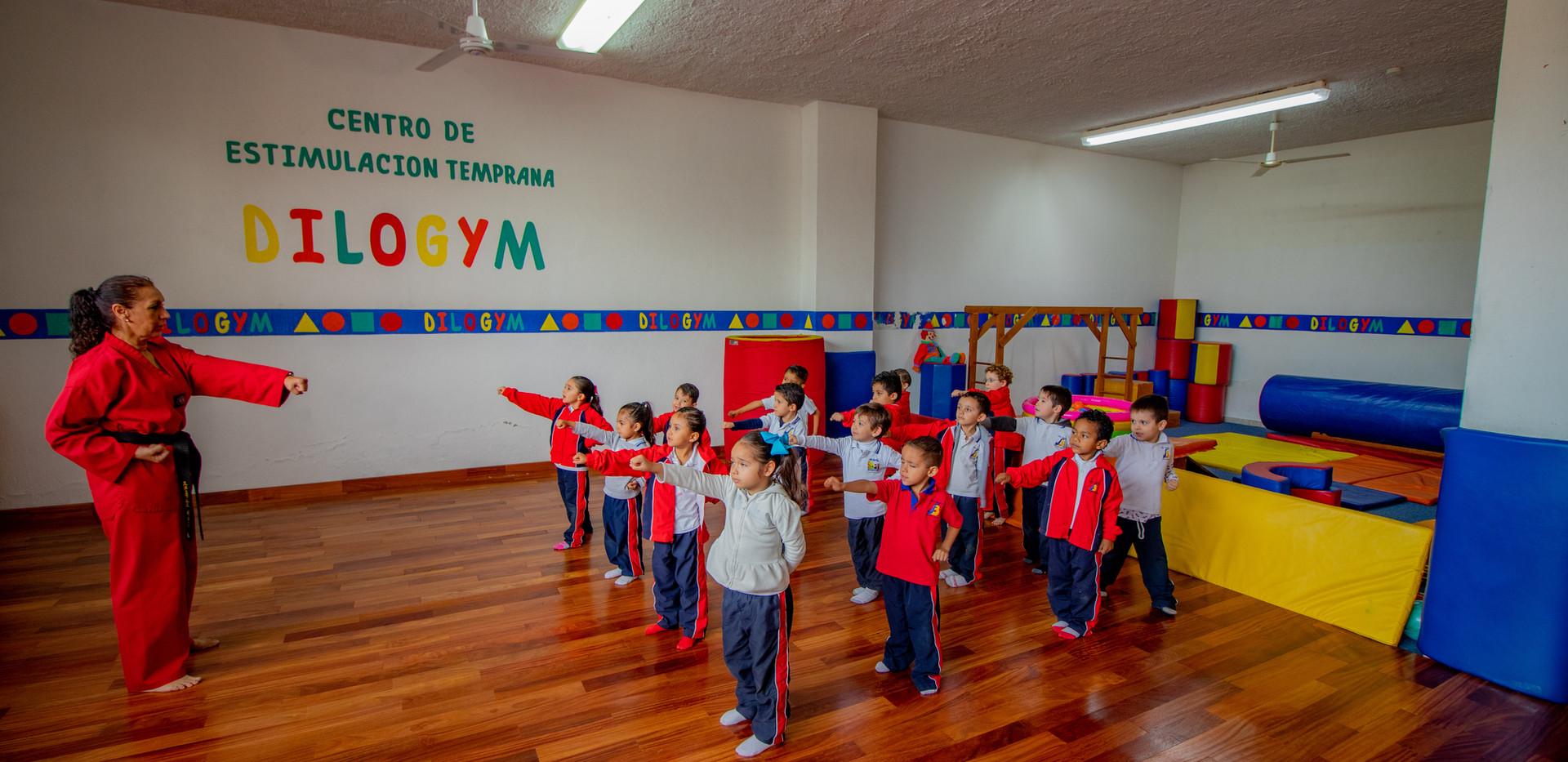 Taekwondo Preescolar