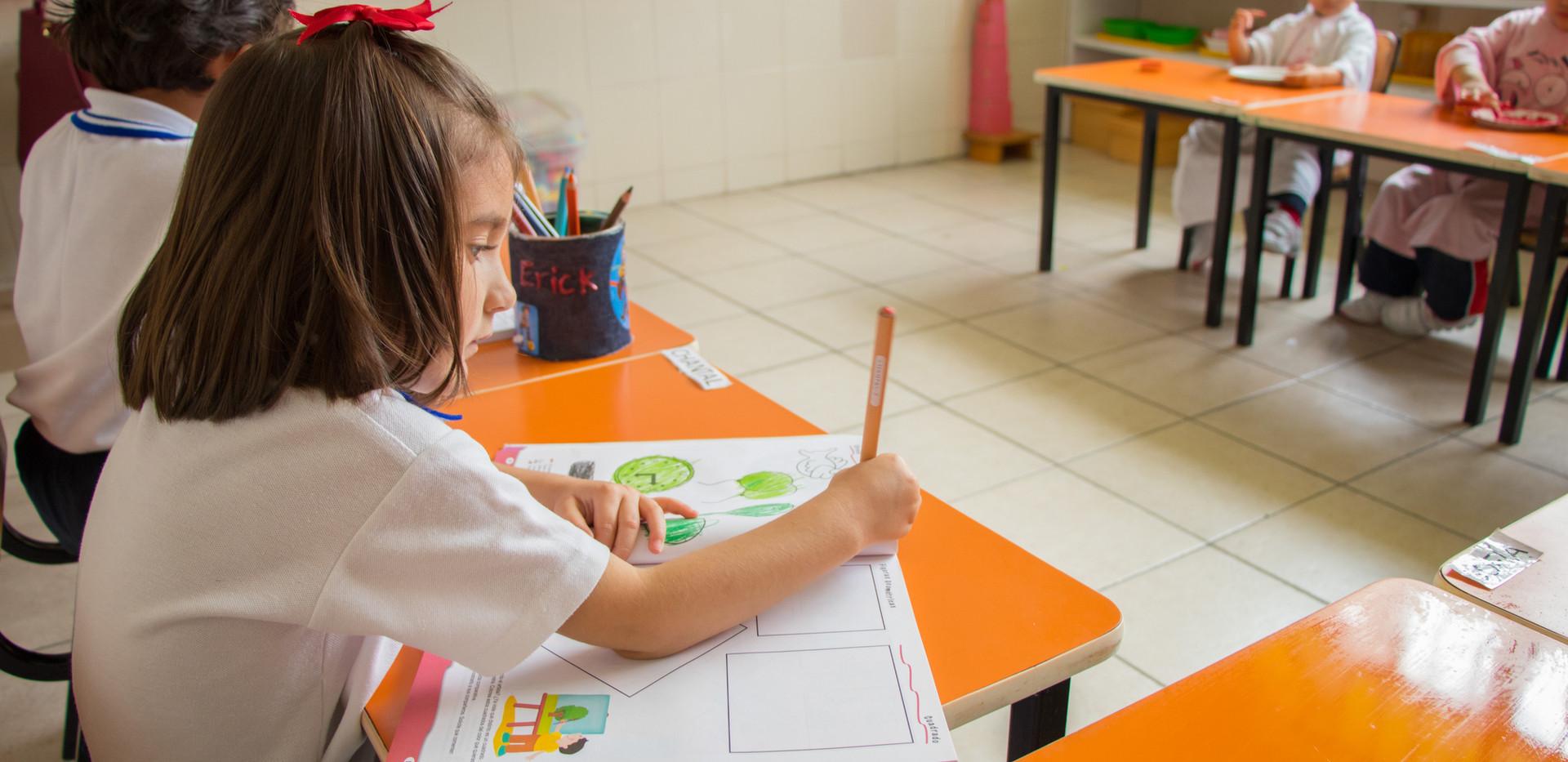 Trabajo Preescolar