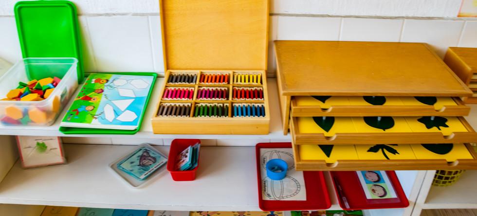 Material Preescolar
