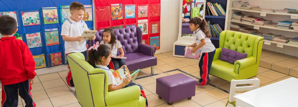 Colegio Bilingue - Trabajo Ludoteca