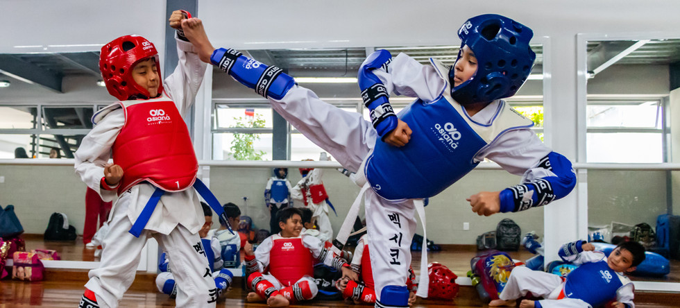 Colegio Bilingue - Taekwondo