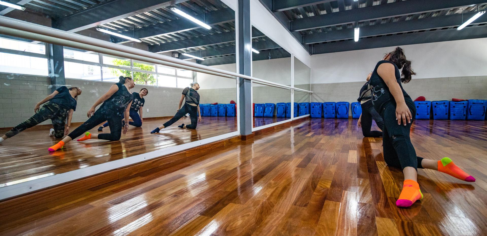 Colegio Bilingue - Ballet