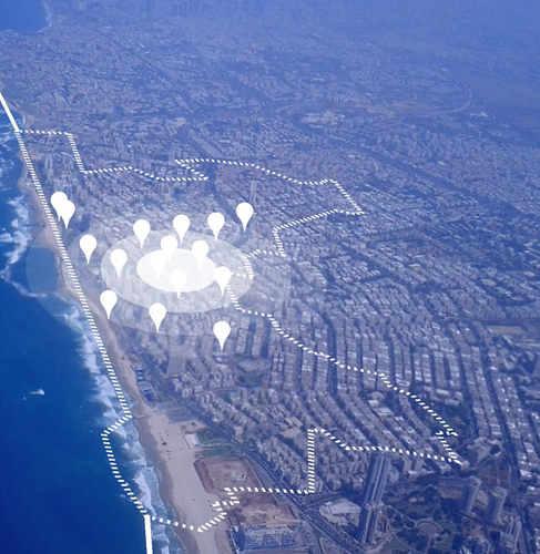מודל חדשני משולב של מלון וסביבה