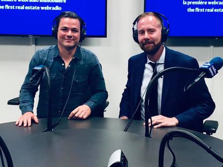 Sevenier&Carlini invité de Radio Immo pour parler du métier de syndic à Marseille