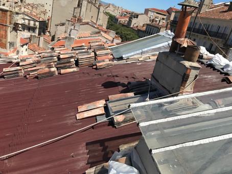 La rénovation complète des toitures dans l'ancien Marseillais : un sujet trop souvent reporté