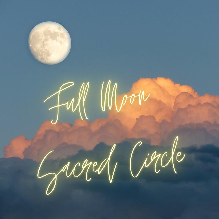 Full Moon Meditation Circle