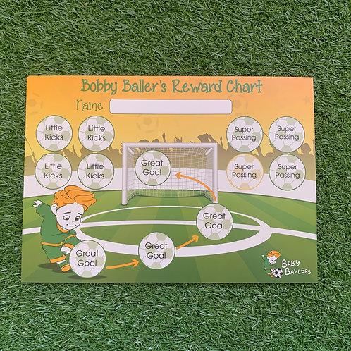 Bobby's Reward Chart