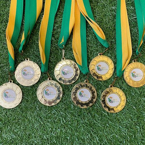 BabyBallers Medals