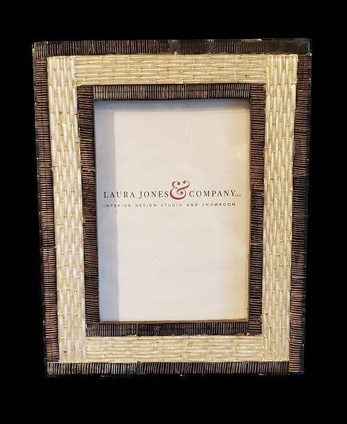 Basket Weave Frame