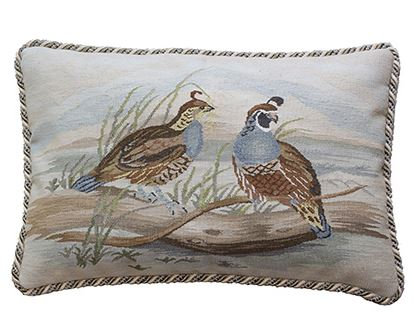 Caille Aubusson Pillow