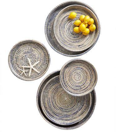 Woven Seagrass Tray