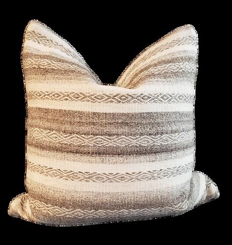 Isabella Wool Blanket Pillow