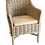 Thumbnail: Roland Outdoor Woven Chairs, Set of 4
