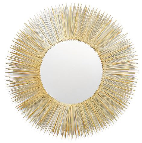 Golden Ridges Mirror