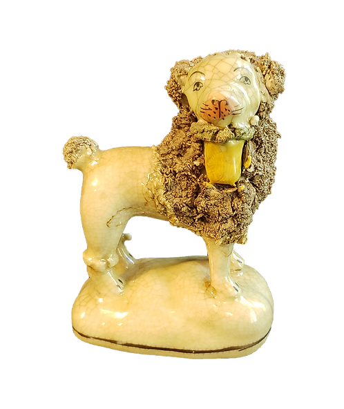 Staffordshire Standing Dog