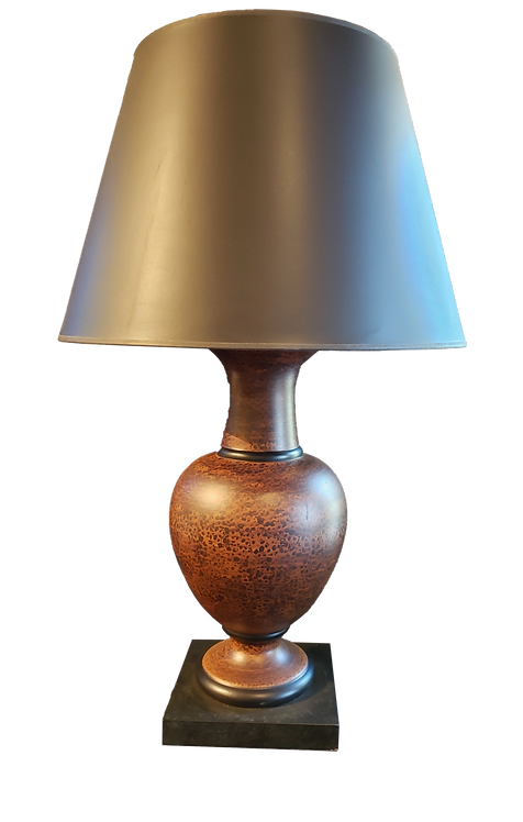 Vase Form Table Lamp