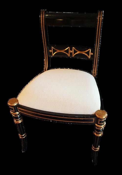 Estate Regency Chairs - Set of 8
