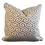 Thumbnail: Blue & Beige Asymmetrical Greek Key Pillow - Pair