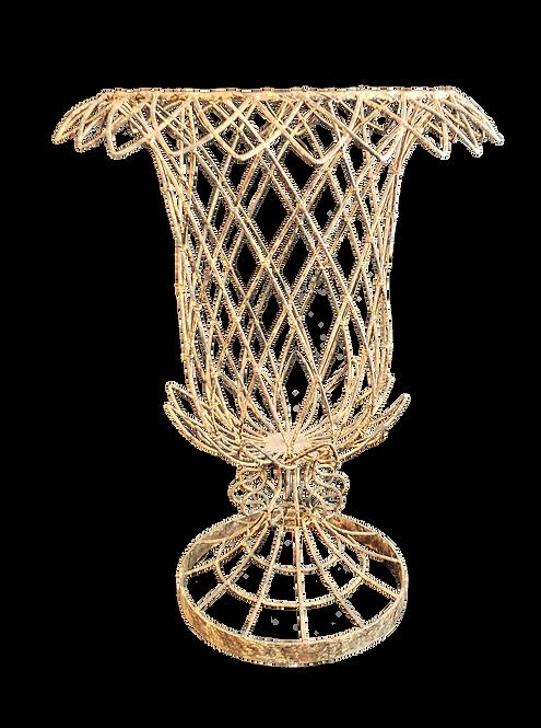 Tulip Wire Basket