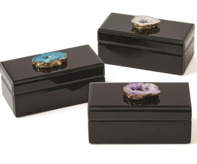 Geode Hinged Black Box