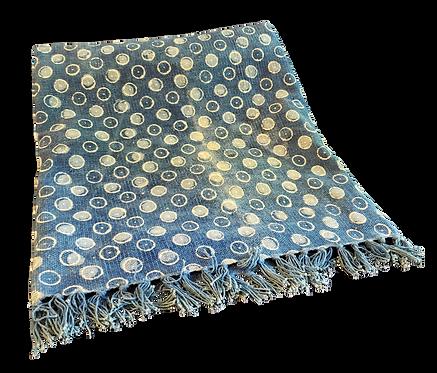 Woven Batik Floor Cloth