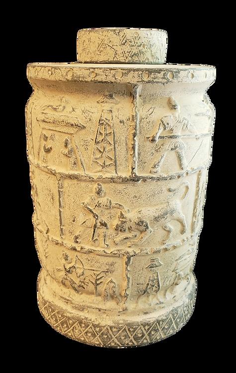 """Ancient"" Terracotta Jar"