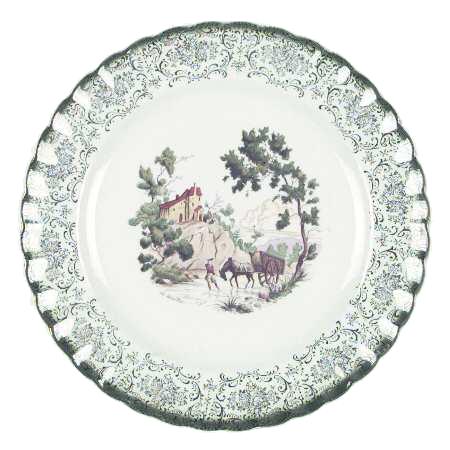 Chateau Dessert Plates - Set of 6