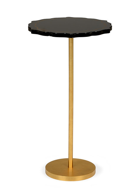 Black & Gold Drink Stand