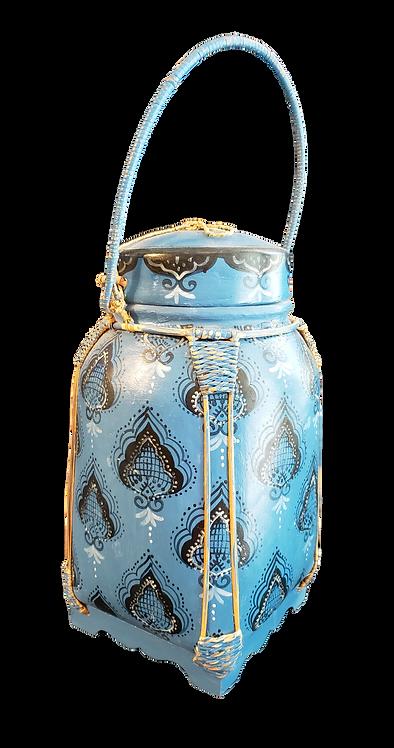 Decorative Rice Pot
