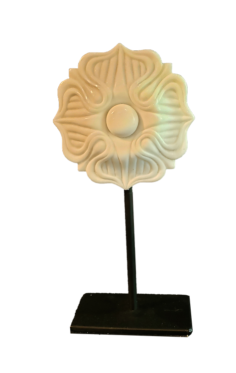 Architectural Medallion on Stand