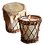 Thumbnail: Candle in Willow Basket