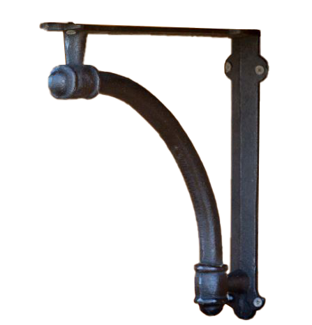 Arched Shelf Bracket