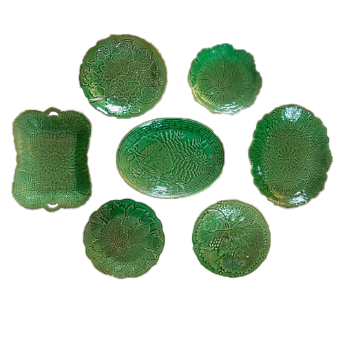 Garden Plates & Platters