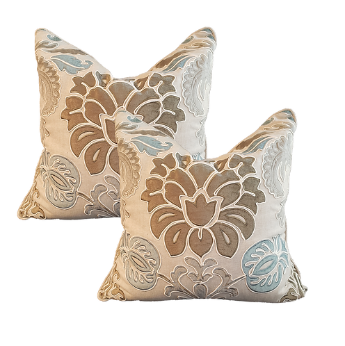 Acanthus Pillow - Pair