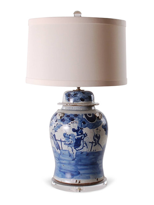 Figures Table Lamp