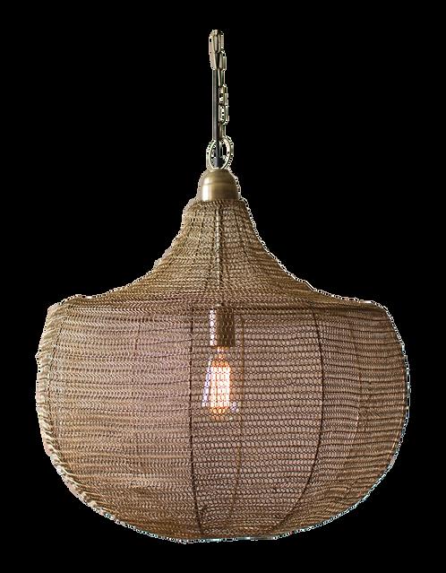 Wire Weave Pendant