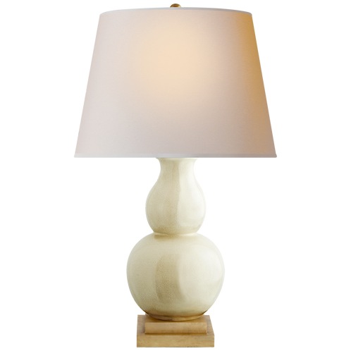 Gourd Form Lamp