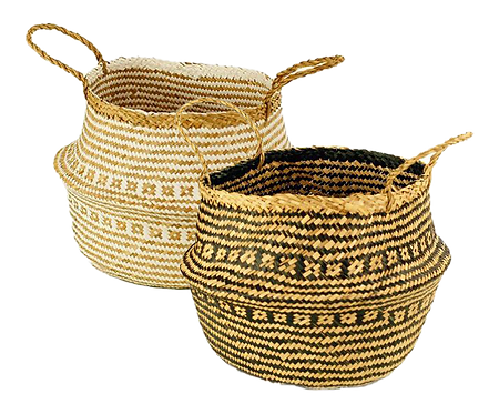 Collapsible Woven Baskets