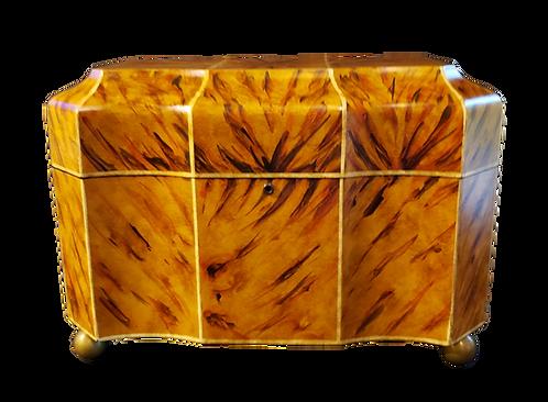 Serpentine Keyed Box
