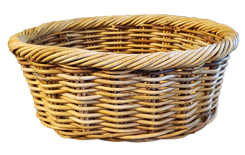 Belgian Oval Basket