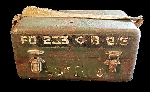 Metal Military Box