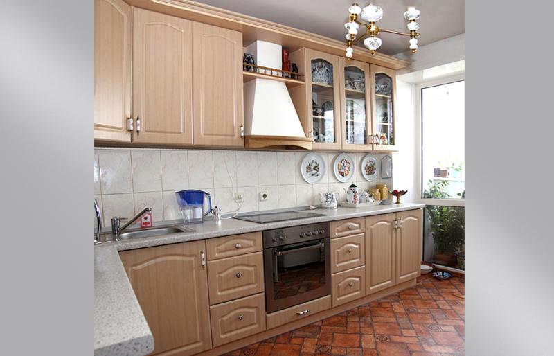 кухонный гарнитур 3. вид 2