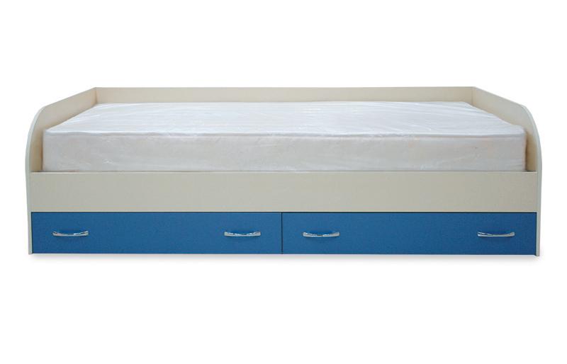 Однаспальная кровать