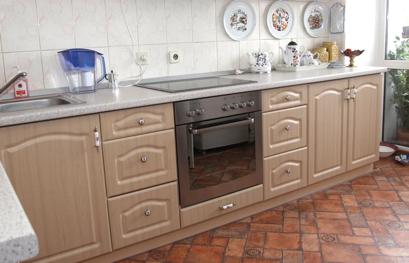 кухонный гарнитур 3. вид